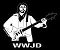 WWJD Illustration & T-shirt